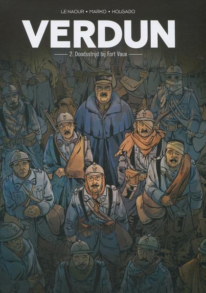 Verdun 2 Doodsstrijd bij Fort Vaux