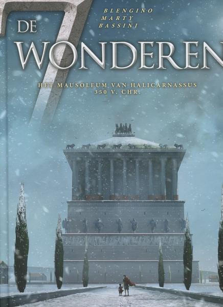 De 7 wonderen 6 Het mausoleum van Halicarnassus