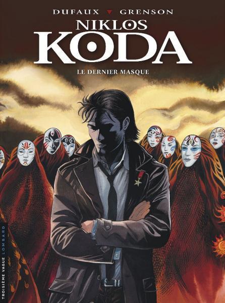 Niklos Koda 15 Le dernier masque