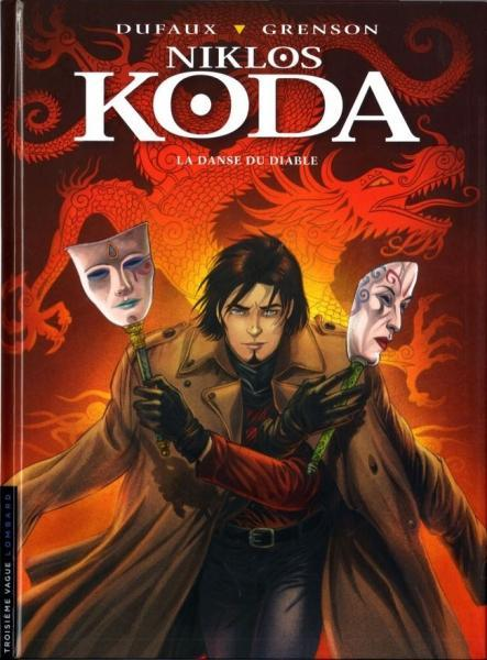 Niklos Koda 11 La danse du diable