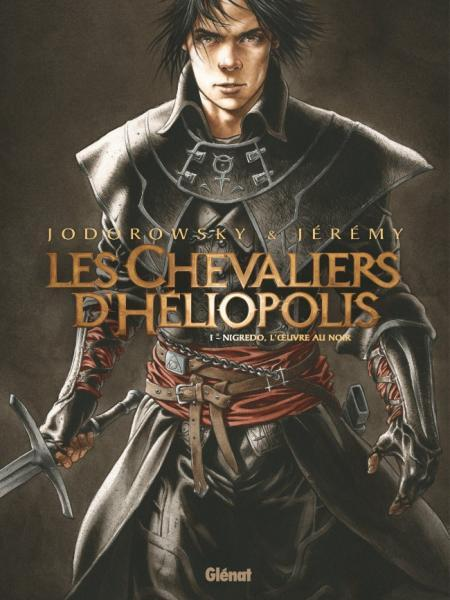 De ridders van Heliopolis 1 Nigredo, l'oeuvre au noir