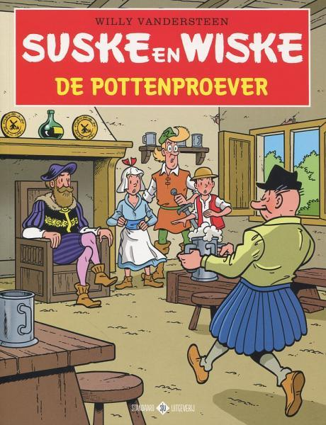 Suske en Wiske 240 De pottenproever