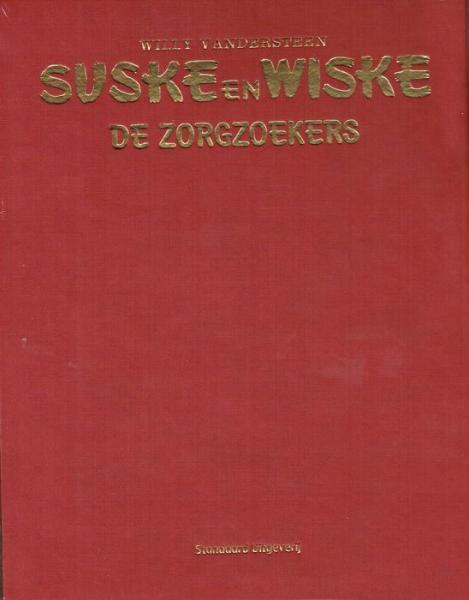Suske en Wiske (reclame/kortverhaal) 71 De zorgzoekers
