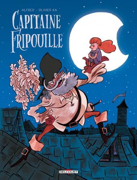 Capitaine Fripouille 1 Capitaine Fripouille