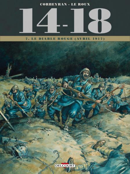 14-18 7 Le diable rouge (avril 1917)