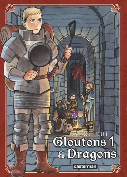 Gloutons & Dragons 1 Tome 1