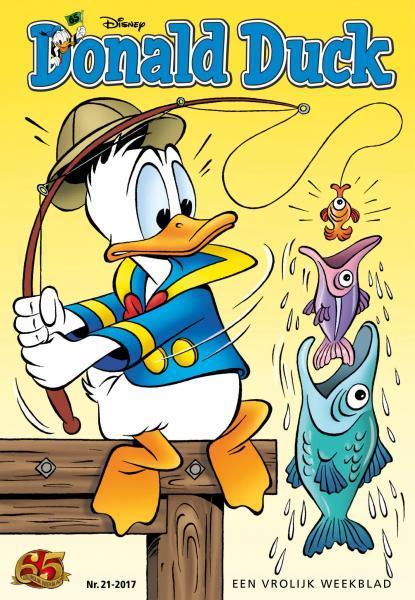Donald Duck weekblad - 2017 (jaargang 66) 21 Nummer 21
