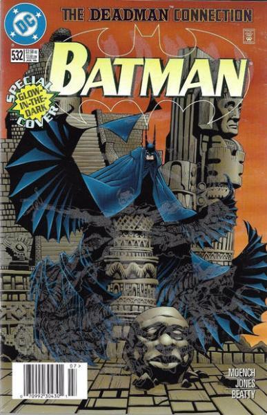 Batman 532 The Deadman Connection, Part 3: The Spirit Thieves