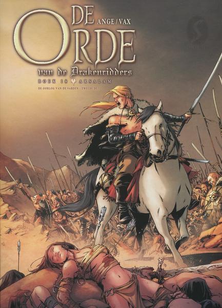 De orde van de drakenridders 18 De oorlog van de Sarden, tweede deel: Arsalam