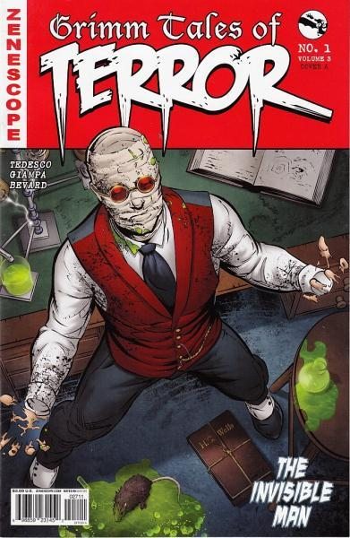 Grimm Tales of Terror B1 Volume 3, Issue #1