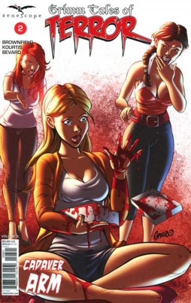 Grimm Tales of Terror B2 Volume 3, Issue #2