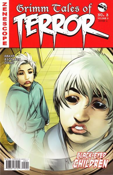 Grimm Tales of Terror B3 Volume 3, Issue #3