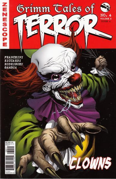 Grimm Tales of Terror B4 Volume 3, Issue #4