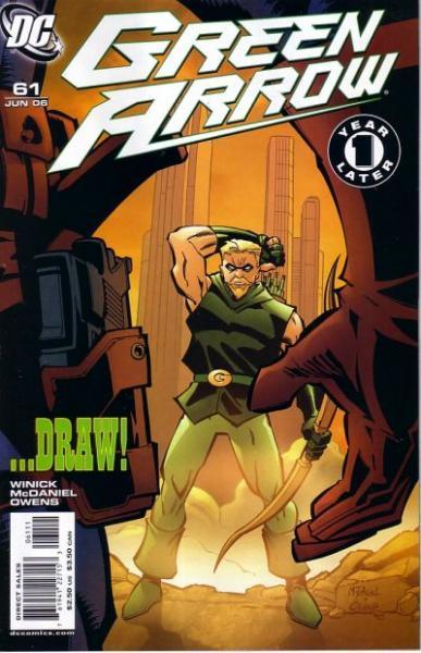 Green Arrow B61 Crawling Through the Wreckage, Part 2: Green Party Agenda