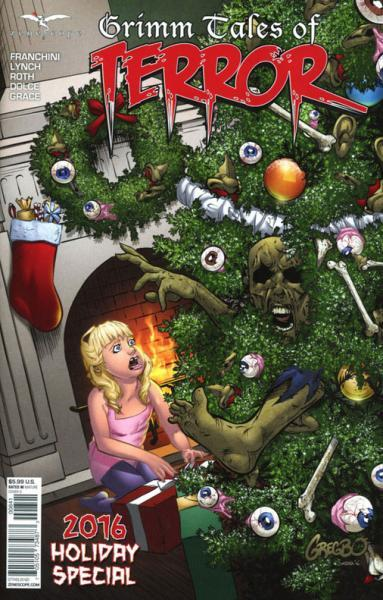 Grimm Tales of Terror S1 2016 Holiday Special