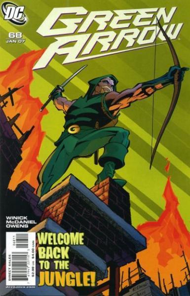 Green Arrow B68 Final Exam