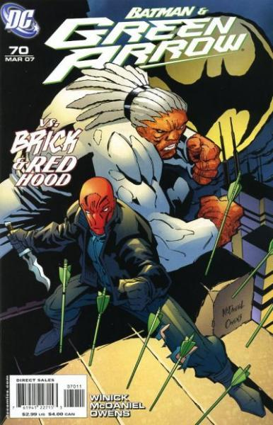 Green Arrow B70 Seeing Red, Part Two: The Buddy System