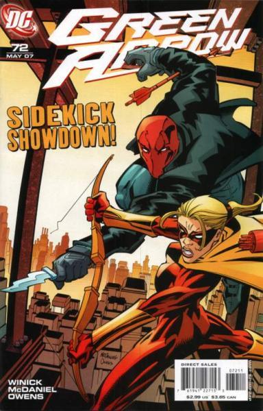 Green Arrow B72 Seeing Red: Part Four, Back to School Night
