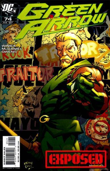 Green Arrow B74 Jericho, Part 2: Seems Like Old Times