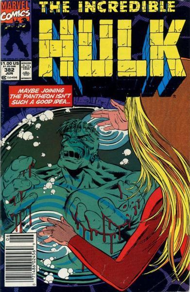 The Incredible Hulk 382 Moving On