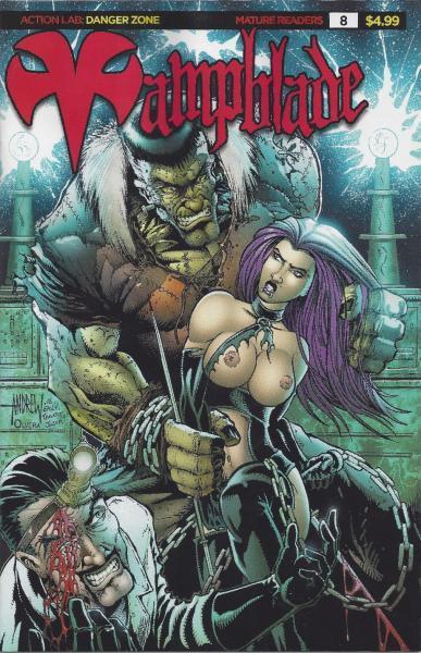 Vampblade 8 Issue #8