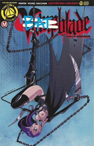 Vampblade 10 Issue #10