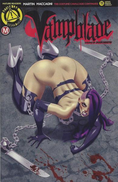 Vampblade 11 Issue #11