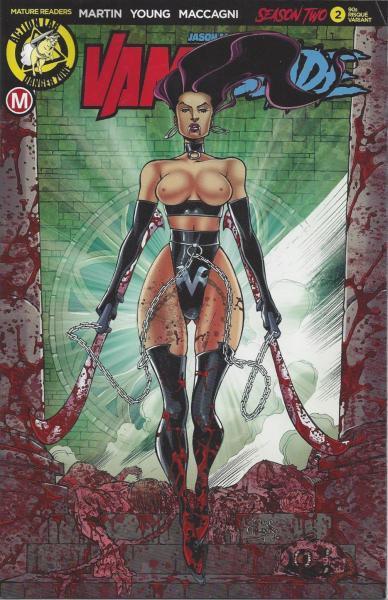 Vampblade: Season Two 2 Issue #2