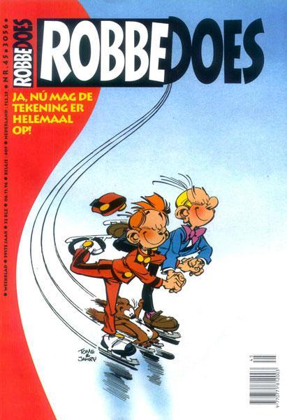 Robbedoes - Weekblad 1996 (jaargang 59) 3056 Nummer 45