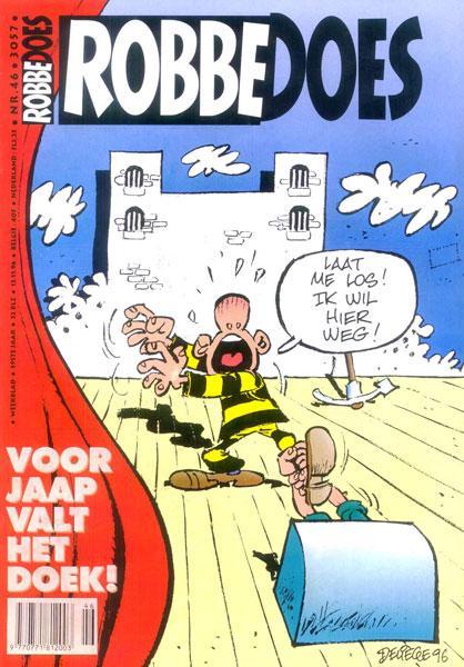 Robbedoes - Weekblad 1996 (jaargang 59) 3057 Nummer 46