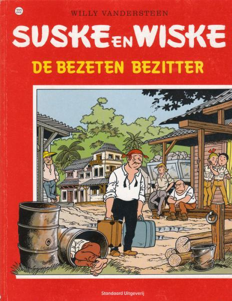 Suske en Wiske 222 De bezeten bezitter