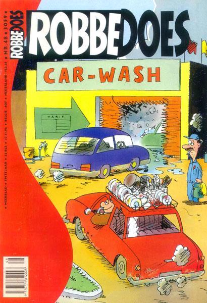 Robbedoes - Weekblad 1996 (jaargang 59) 3059 Nummer 48