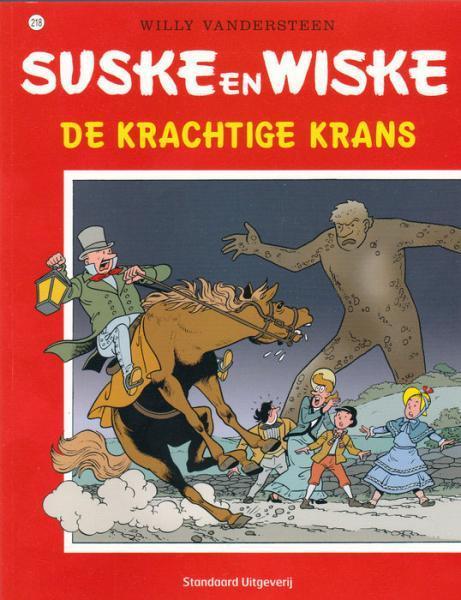 Suske en Wiske 218 De krachtige krans