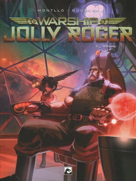 Warship Jolly Roger 3 Wraak