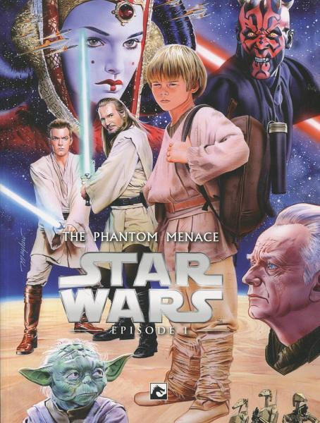 Star Wars Remastered Filmboek 1 The Phantom Menace
