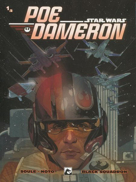 Star Wars: Poe Dameron - Black Squadron 1 Deel 1
