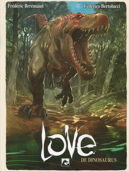 Love (Dark Dragon Books) 4 De dinosaurus
