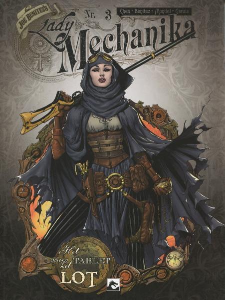 Lady Mechanika: Het tablet van het lot 3 Deel 3