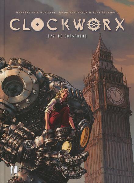 Clockworx 1 De oorsprong
