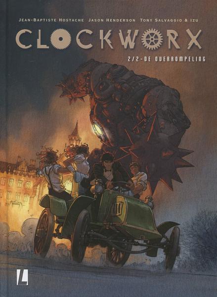 Clockworx 2 De overrompeling