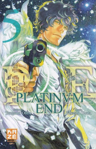 Platinum End 5 Tome 5