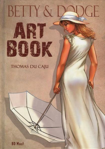 Betty & Dodge S1 Artbook