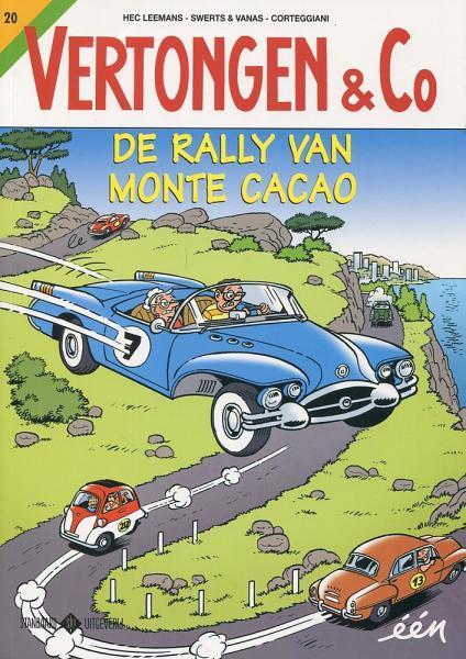 Vertongen en Co 20 De rally van Monte-Cacao