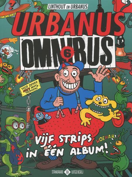 Urbanus INT O6 Omnibus 6
