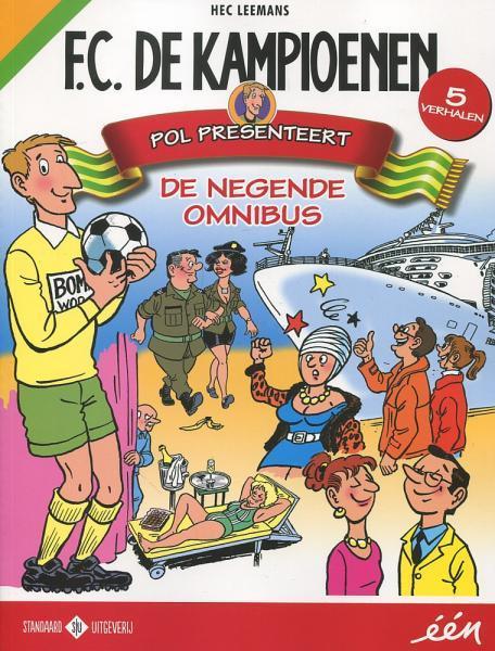 F.C. De Kampioenen INT OM9 Pol presenteert: De negende omnibus