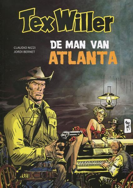 Tex Willer (Classics Hum!) 7 De man van Atlanta