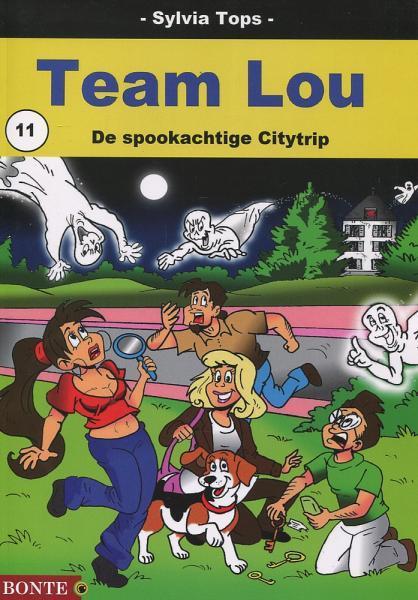 Team Lou 11 De spookachtige citytrip