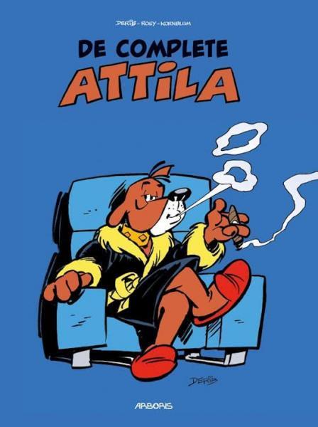Attila INT 1 De complete Attila