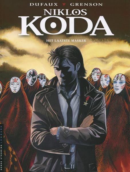 Niklos Koda 15 Het laatste masker