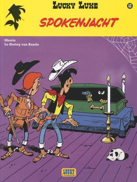 Lucky Luke (Lucky Comics, hernummering) 62 Spokenjacht